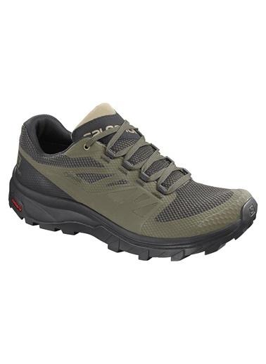 Salomon Outline Gtx Erkek Ayakkabısı L40996800 Yeşil